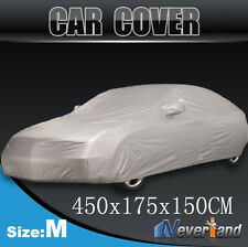 M Full Car Cover Waterproof Sun UV Snow Dust Rain Protection For BMW 3 Series