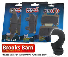 RSV1000 R Racing/Factory Radial 2004-08 Kyoto Rear Brake Pads + Silk Balaclava