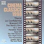 Cinema Classics 1998 CD Free Shipping In Canada