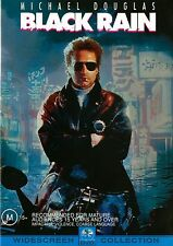 BLACK RAIN - Michael Douglas (1989) DVD Region 4