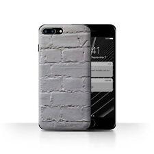 Housses et coques anti-chocs gris iPhone 7 pour téléphone mobile et assistant personnel (PDA)