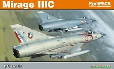 Eduard 1/48 Model Kit 8103 Dassault Mirage IIIC ProfiPack