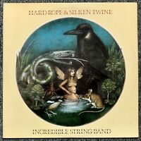 THE INCREDIBLE STRING BAND Hard Rope & Silken Twine 1974 Original Vinyl LP (NM)