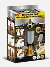 Tap Pro- Bottled Beer &Pop Into Draft Beer Instantly! Dishwasher Safe