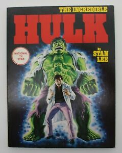 Incredible Hulk (1978) SC Oversized TPB 1st Print Fireside Jack Kirby Larkin VF