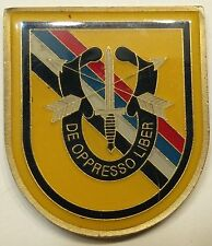 39th Special Forces Detachment (Airborne) Army Challenge Coin