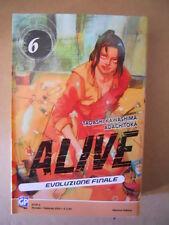 ALIVE Vol.6 2010 - Tadashi Kawashima edizione Gp Manga   [G483]