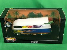 1999 Hot Wheels 1/18 Diecast VW Volkswagen Drag Bus New in Box