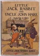 Little Jack Rabbit and Uncle John Hare (Little Jack Rabbit Books) David Cory1922