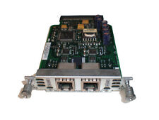 Cisco VIC2-2FXS 2-port voice interface card FXS 6 Month Warranty