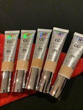 IT COSMETICS CC+ COLOR CORRECTING FULL COVERAGE CREAM