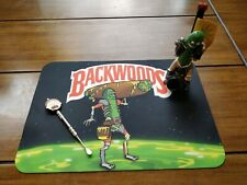 Backwoods Rick and Morty wax and herb kit