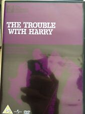 SHIRLEY MACLAINE The Trouble with Harry ~ 1955 Alfred Hitchcock CLÁSICA GB DVD