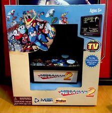 Mega Man 2 Plug and Play MSI TV Arcade New In Box NES Style NEW NIB Nintendo