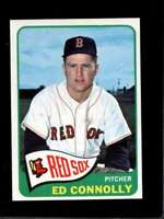 1965 TOPPS #543 ED CONNOLLY NM (RC) SP RED SOX  *XR23267