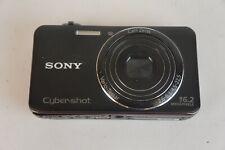 Sony Digital Camera - Cyber-shot DSC-WX50 16.2MP Black NO CHARGER