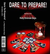 Dare to Prepare 5th Edition 2013 by Holly Deyo Brand NEW