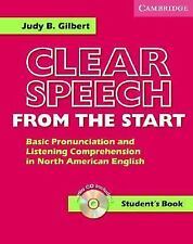 Clear Speech from the Start Student's Book with Audio CD: Basic Pronunciation an
