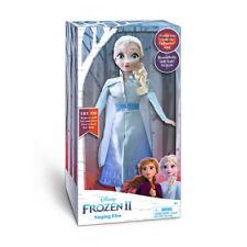 Disney Frozen 2 Singing Elsa Plush Doll Soft Toy