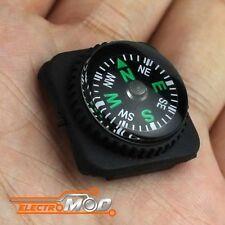 Mini Brujula reloj correa Pocket Compass senderismo supervivencia pesca caza