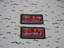 Sticker Aufkleber Yoshimura Motorradsport Racing Motorsport Biker Tuning GT FX