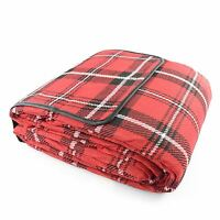 New Jumbo picnic  blanket rug pet travel camping beach waterproof extra large