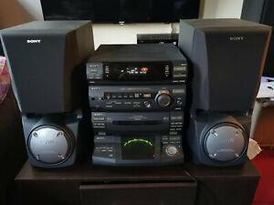 SONY LBT-XB60 HIFI MUSICAL SYSTEM