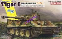 "Dragon 6885 Pz.kpfw.iv Ausf.E Sd.kfz 181 Tiger 1/35  I ""Battle of Kursk"""