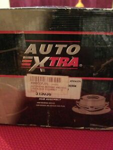 Auto Extra 515036 Wheel Hub/Bearing Assembly GM Pickup SUV Van 6 Lug Each