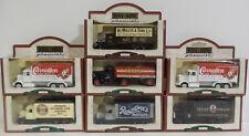 I veicoli: Set di SCAMMEL 6-Wheeler & FORD DIE CAST modelli realizzati da Lledo (DT)