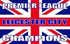 * SALE PRICE * Leicester City Premier League Champions Union flag fridge magnet