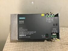 Siemens SITOP Power Supply 6EP1436-1SH01 INPUT 400-500V OUTPUT 24Vdc @ 20AMPS