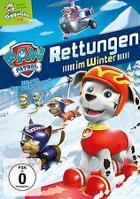 PAW PATROL - RETTUNGEN IM WINTER   DVD NEU