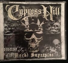 Cypress Hill. Rock Superstar. CD single. 1999. 3 Tracks. Skull & Bones.