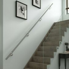 Rothley Stairs Staircase Handrail Banister Rail Support Kit 3.6m (3 x 1.2m)