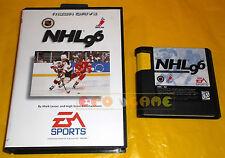 NHL 96 Sega Mega Drive MegaDrive PAL ○○○○○ SENZA MANUALE