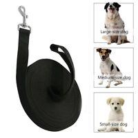 Pet Dog Rope Training Belt Leash Lead Strap Adjustable Traction Collar Harness