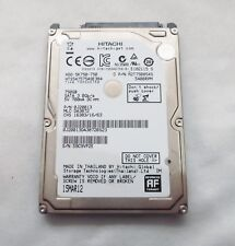 "750GB Hitachi 2.5"" Laptop Hard Drive Model 5K750-750, 5400 RPM, 8MB Cache   T7A"