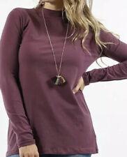 Womens Plus Size Top,Size 20/22,Long Sleeve,ZENANA DESIGNER BRAND.BNWT.