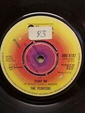 "The Floaters ""Float On"" 7"" soul single"