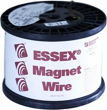 Essex Magnet Wire 22 AWG Gauge 3 LB Enameled Copper Coil Winding