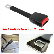 1PCS UNIVERSAL CAR SUV SEAT BELT EXTENDER EXTENSION BUCKLE SAFETY CLIP 25CM*5CM