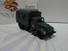 """Herpa Military 745635 # Ford 997 Koffer-LKW """"Leitung Fernmeldebatallion"""" 1:87"""