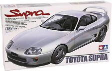 Tamiya JAPAN 24123 TOYOTA SUPRA 1/24 Scale Model Kit
