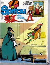 SPIROU N°    2146  be 1979  SANS SUPPLEMENT