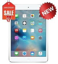 NEW Apple iPad mini 2 32GB, Wi-Fi, 7.9in - Silver - RETINA DISPLAY with WARRANTY