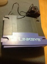 Linksys EtherFast BEFSR11 WAN/LAN Cable/DSL Broadband Wired Router