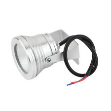 10W Underwater LED Flood Wash Pool Waterproof Light Spot Lamp 12V Outdoor JH