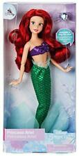 Disney Ariel Classic Doll Little Mermaid 30cm  with Ring Playset