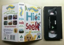 TELETUBBIES - HIDE AND (&) SEEK - BBC - VHS VIDEO